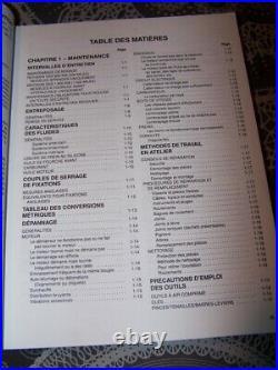0V Manuel d'atelier Entretien Revue technique Harley davidson SOFTAIL 1999
