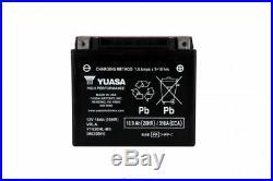 Batterie yuasa YTX20HL-BS Harley Davidson FLSTC 1584 heritage softail 2008 2015