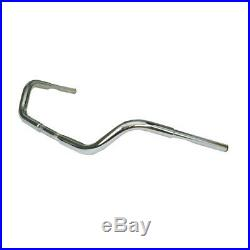Buffalo 1 1/4 Fatbar Chrome, pour Harley Davidson, Softail, Dyna