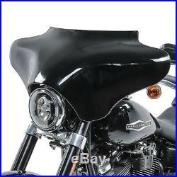 Carenage Batwing BK pour Harley Davidson Softail Low Rider / S