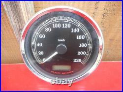 Compteur En Km/h Pour Harley Davidson Softail A Partir De 2004