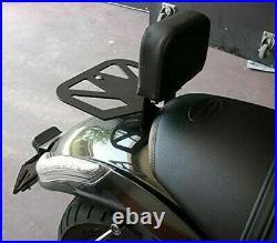 Dossier Port Parcelles Sissybar Sissy BAR Moto Guzzi Motoguzzi Californie 1400