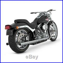Echappement Vance & Hines True Dual Harley Davidson Softail 2012-2017