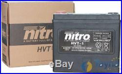 HARLEY DAVIDSON 1584 FXCW 1584 Softail Rocker (08-09) Batterie YTX20L-BS