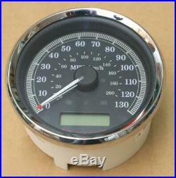 Harley Original de Can-Bus Compteur Vitesse mph km/H Softail Blackline Dyna