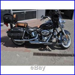 KALINSKI POT D'ECHAPEMENT SILENCIEUX Harley Davidson Heritage Softail