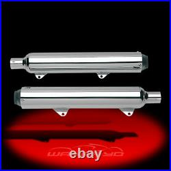KERKER 3 1/2 Inch Slip-On Silencieux Pour 1997-2003, 2005-2007 Harley Softail