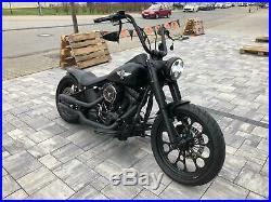 Koolkat Jantes 21x3,5 & 18x5,5 Harley Davidson Softail Fat Boy Patrimoine 1
