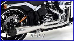 Ligne Complete Arrow Mohican Harley-davidson Softail Breakout 2013/16 74522sopm
