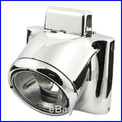 Nacelle Capotage Housing Headlamp Harley Davidson Softail Noir