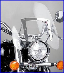Pare Brise Puig pour Harley Davidson Heritage Softail Classic FLSTC Chopper