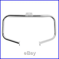 Pare carter pour Harley Davidson Heritage Softail Classic 00-17 Craftride ST2 ch