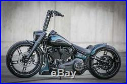 Personnalisé Court 23 Avant FENDER 18 + Harley Davidson M8 Milwaukee 8 Softail