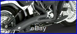 Pot Déchappement 2/1 Vance & Hines Big Radius Pour Harley Davidson Softail Twin