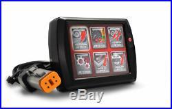 Power Vision PV-1B Noir pour Harley Noir Softail Ressorts (01-06) Flash Do