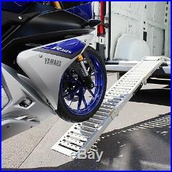 Rampe de chargement moto pour Harley Davidson Softail Slim (FLS) acier