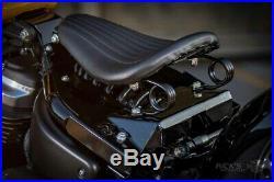 Ricks Harley-davidson Softail M8 à partir de 2018 Selle Solo Bobber