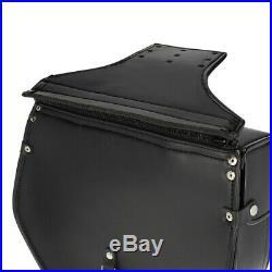 Sacoche Cavalière Kentucky pour Harley Davidson Softail Custom (FXSTC) n