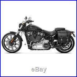 Sacoche Laterale pour Harley Davidson Softail Street Bob Reno