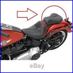 Saddlemen Dominator Poufs passager Harley Davidson Softail FXST 06-10