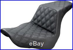 Seat step up ls HARLEY DAVIDSON ABS SOFTAIL FLSB SPORT GLIDE Saddlemen