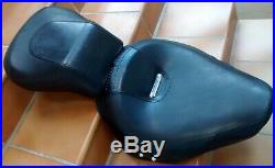 Selle & Pouf Confort Harley Davidson Softail Twin Cam