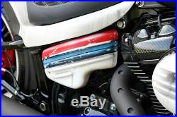 Serbatoio Olio Custom Fianchetti 2018+ Harley Davidson Softail Fat M8 Breakout B