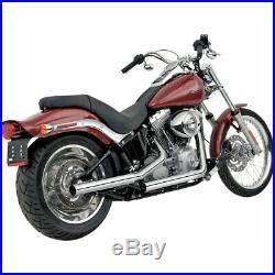 Silencieux Straightshots Vance & Hines Harley-softail De 2000 A 2006