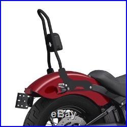 Sissy Bar CSL pour Harley-Davidson Softail 2018- noir