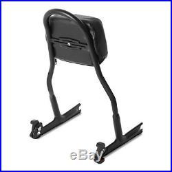Sissy Bar Craftride ST1 pour Harley Davidson Softail Springer 00-04 noir