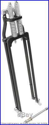 Springer fourche -2 noir HARLEY DAVIDSON SOFTAIL Drag Specialties